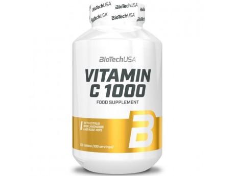 Витамин C 1000 BIOFLAVONOIDS (100 таблеток)