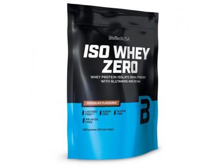 ISO WHEY Zero lactose free 500 грамм