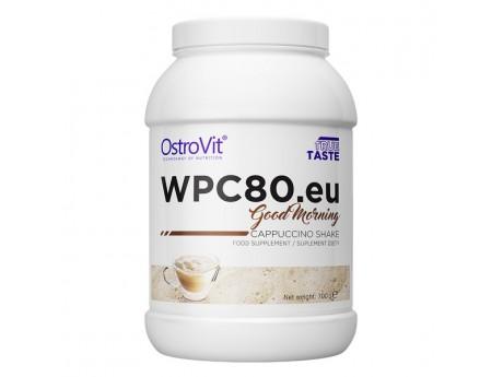 Протеин WPS 80 Ostrovit Good Morning Капучино 700г