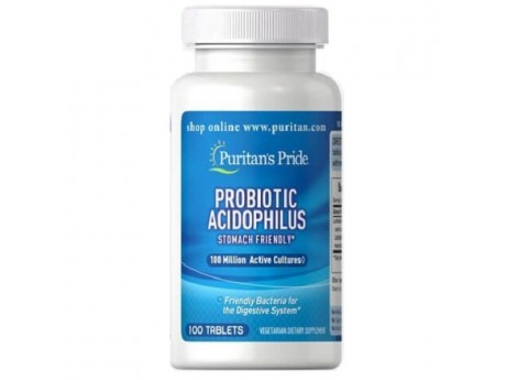 Probiotic Acidophilus 100 таб