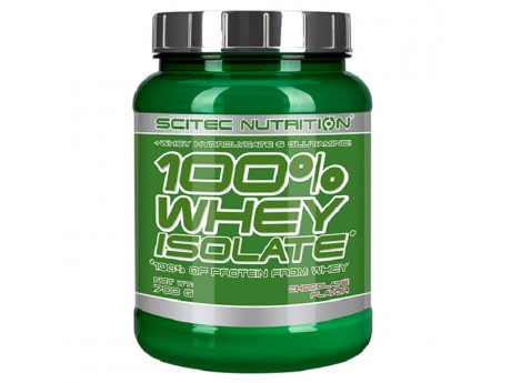 100% WHEY ISOLATE 700г