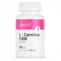 L-КАРНИТИН OSTROVIT (90 таблеток)