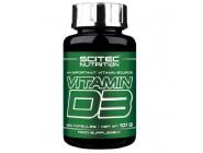Витамин D3 (250 капсул)