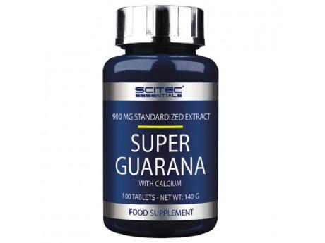 Super Guarana with calcium