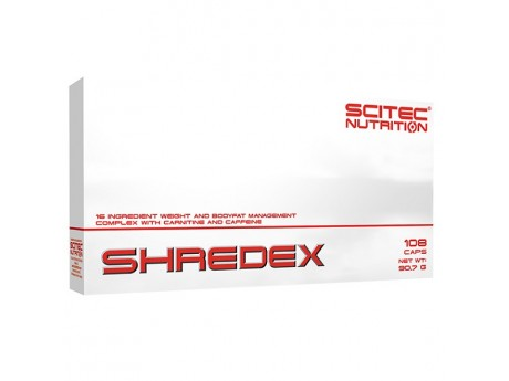 Жиросжигатель Shredex 108 caps