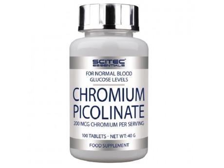 Chromium Picolinate Scitec Nutrition