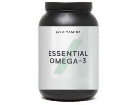 Essential Omega 3 MyProtein (1000 капсул)