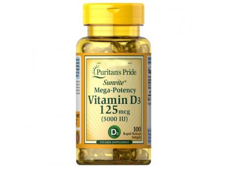 Витамин D3 5000
