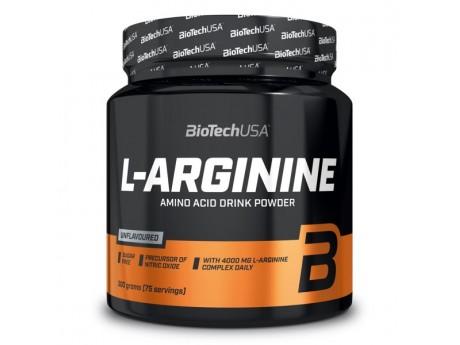 L-ARGININE DRINK POWDER (300 грамм)