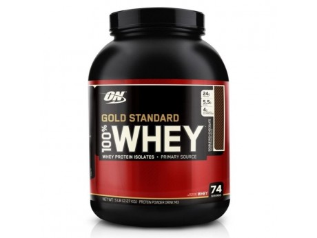 100% Whey Gold Standard Optimum Nutrition 2.27 кг