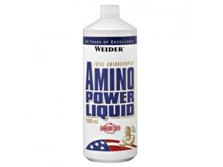 Amino Power Liquid Weider клюква 1л
