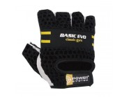 Перчатки Power System Evo Black/Yellow (S)