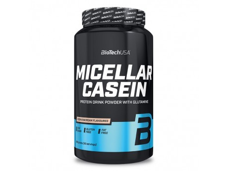 Micellar Cazein BioTech USA 908г