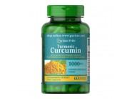 Turmeric Curcumin 1000мг (60 капсул)