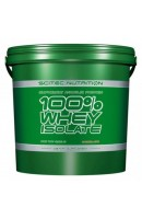 100% WHEY ISOLATE Scitec Nutrition 4кг