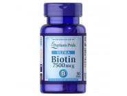 Biotin Биотин 7500 (50 таблеток)