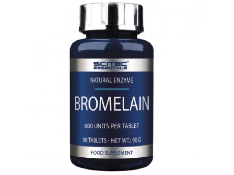 Bromelain Scitec Nutrition (90 таб)