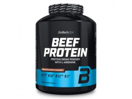 BEEF Protein (Говяжий) BioTech USA