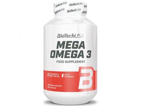 OMEGA 3 BioTech USA (180 капсул)