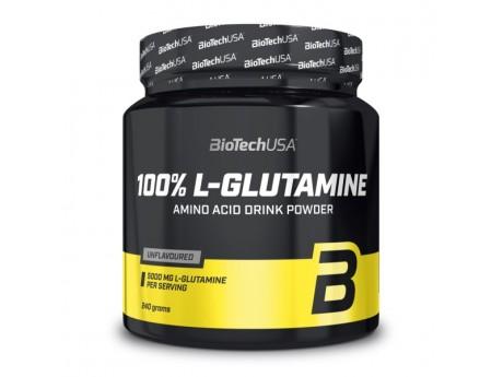 L-Glutamine BioTech USA 240г