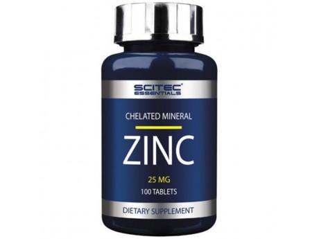 Zinc Scitec Nutrition (100 таблеток)