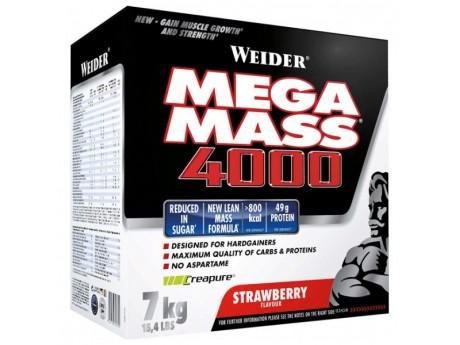 MEGA MASS 4000 Weider 7кг
