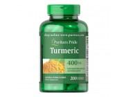 Turmeric Curcumin (Куркумин) 400мг (200 капсул)