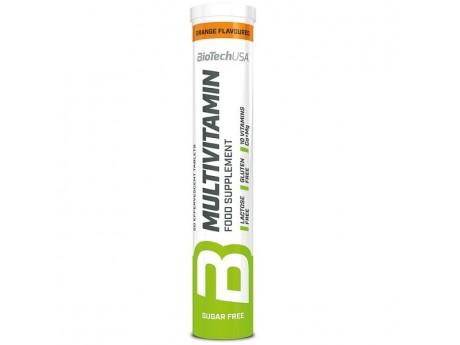 Шипучие таблетки Multivitamin Effervescent (20 таблеток)