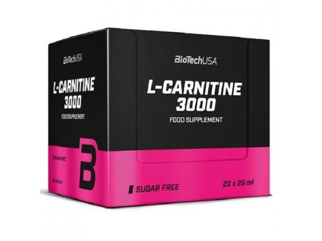 L-CARNITINE 3000 в Ампулах (20 шт по 25мл)