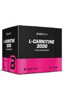 Жиросжигатель L-Carnitine 3000 BioTech USA в ампулах 20 шт по 25 мл