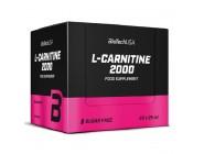 Жиросжигатель  L-Carnitine 2000 BioTech USA в ампулах 20 шт по 25 мл