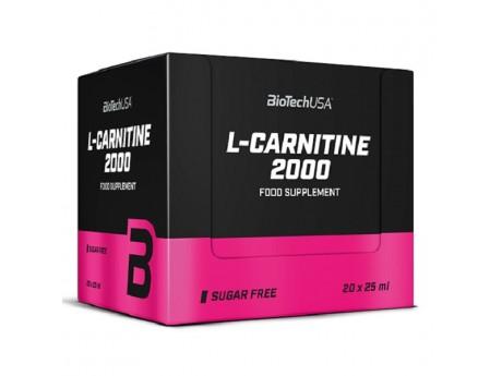L-CARNITINE 2000 в Ампулах (20 шт по 25мл)