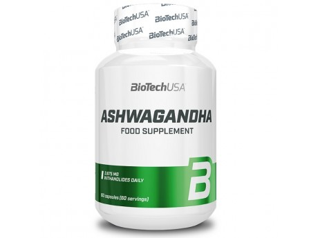 Ashwagadha BioTech USA (60 капсул)