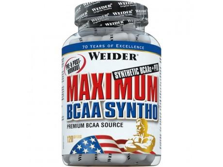 Maximum BCAA Syntho (120 капсул)
