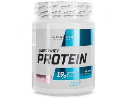 Whey Protein Progress Nutrition (500 грамм)