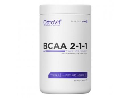 BCAA 2-1-1 OstroVit (400 грамм)