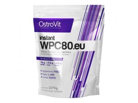 Протиен Instant 80 Ostrovit (2270 грамм)