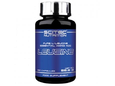 Leucine Scitec Nutrition (100 капсул)