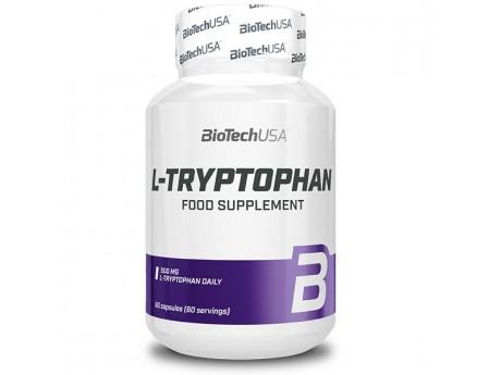 L-Tryptophan BioTech USA (60 капсул)