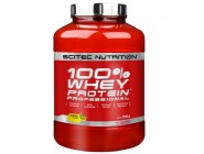 100 % Whey Protein Professional Scitec Nutrition 2350г
