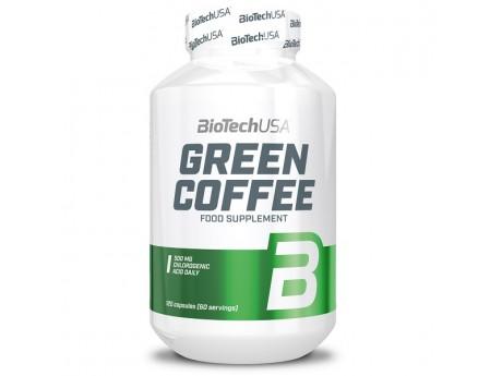GREEN COFFEE (120 капсул)