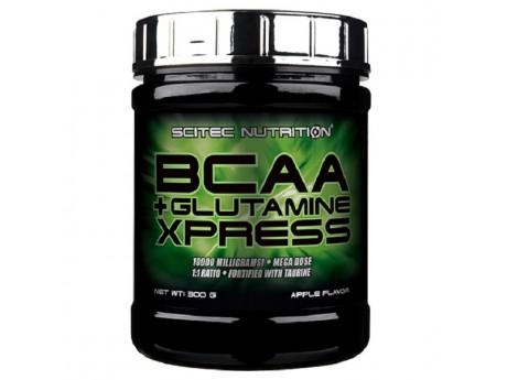 BCAA + Glutamine Xpress Scitec Nutrition (300 грамм)