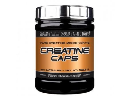 Creatine Scitec Nutrition (250 капсул)