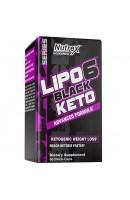 Жиросжигатель LIPO 6 BLACK KETO (60 капсул)