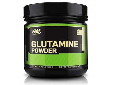 GLUTAMINE POWDER OPTIMUM NUTRITION (300 грамм)