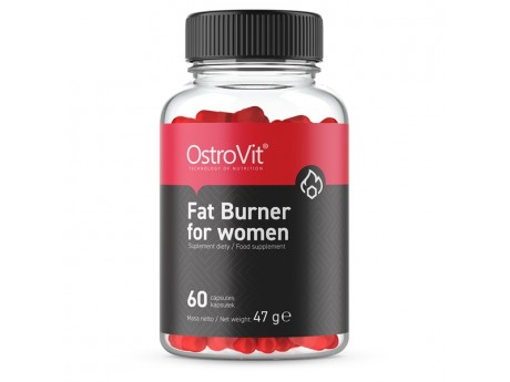 FAT BURNER for women  Ostrovit (90 таблеток)