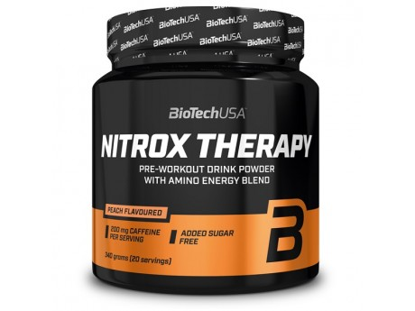 Предтреник NITROX THERAPY BioTech