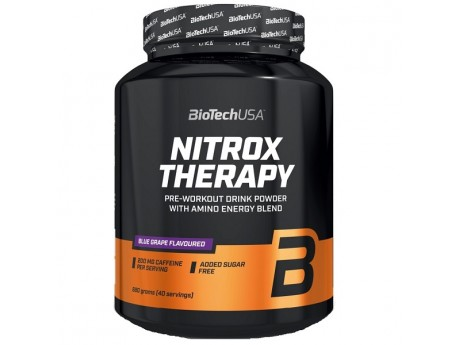NITROX THERAPY BioTech USA (680 грамм)
