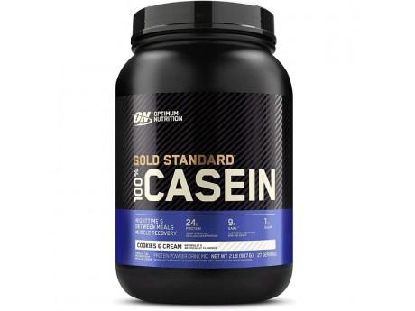 Казеин 100% Casein Gold Standard (909грамм)