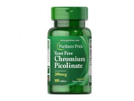 Chromium Picolinate 200 (100 таблеток)